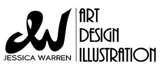 Jessica Warren Art Design Illustration Alameda