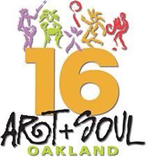 logo for Art + Soul 2015