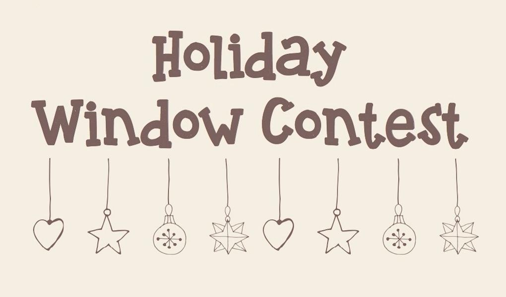 Downtown Alameda Holiday Window Contest