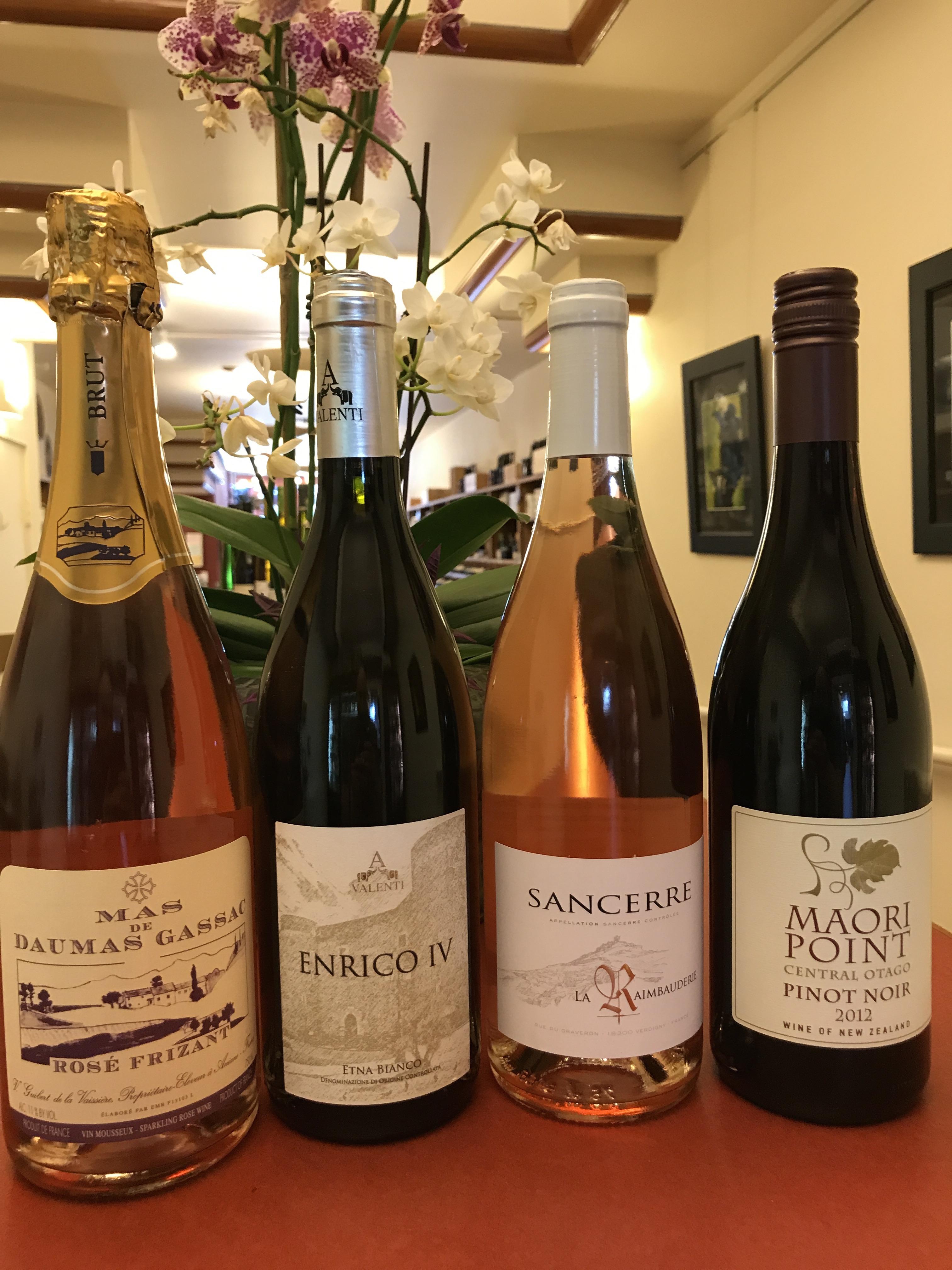 Weekend Wine Tasting 'Mere, Mamma and Matua'